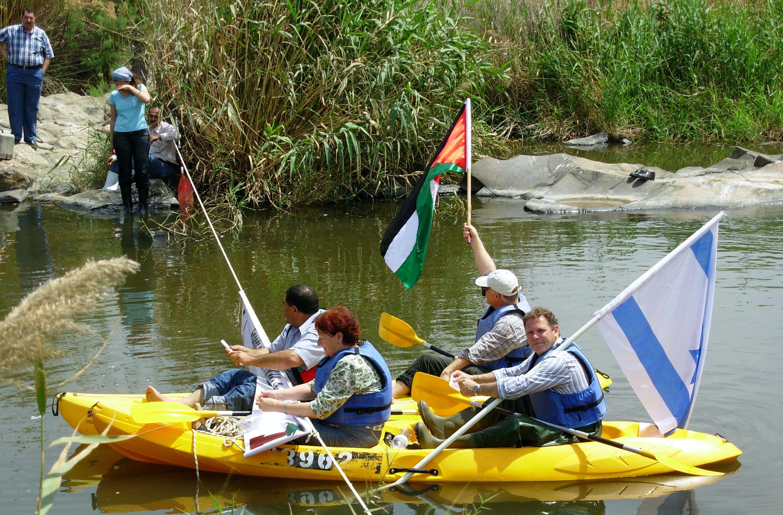 Environmental peacebuilding in the Jordan River