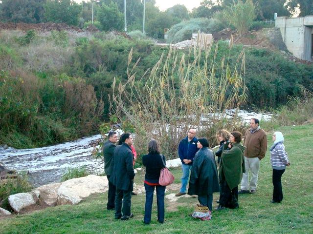 Kishon River joint tour