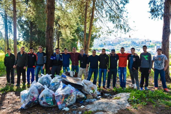 Baka Gharbia Clean up