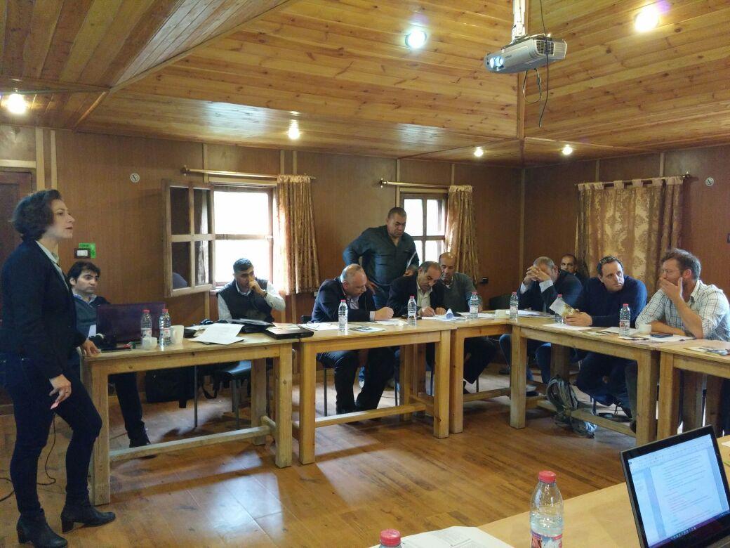 Basin leaders branding meeting