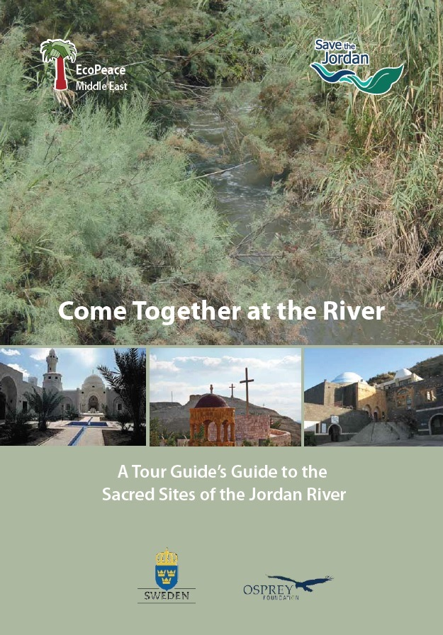 Come Together at the River publication for tour guides