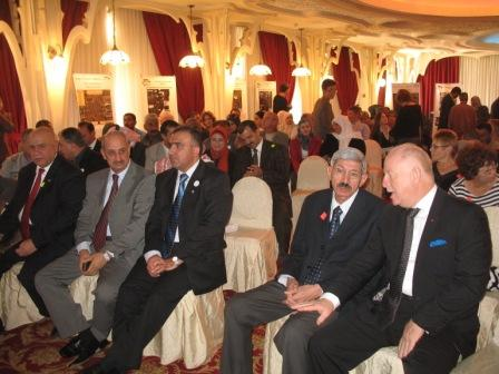 cross border mayors meeting, Amman