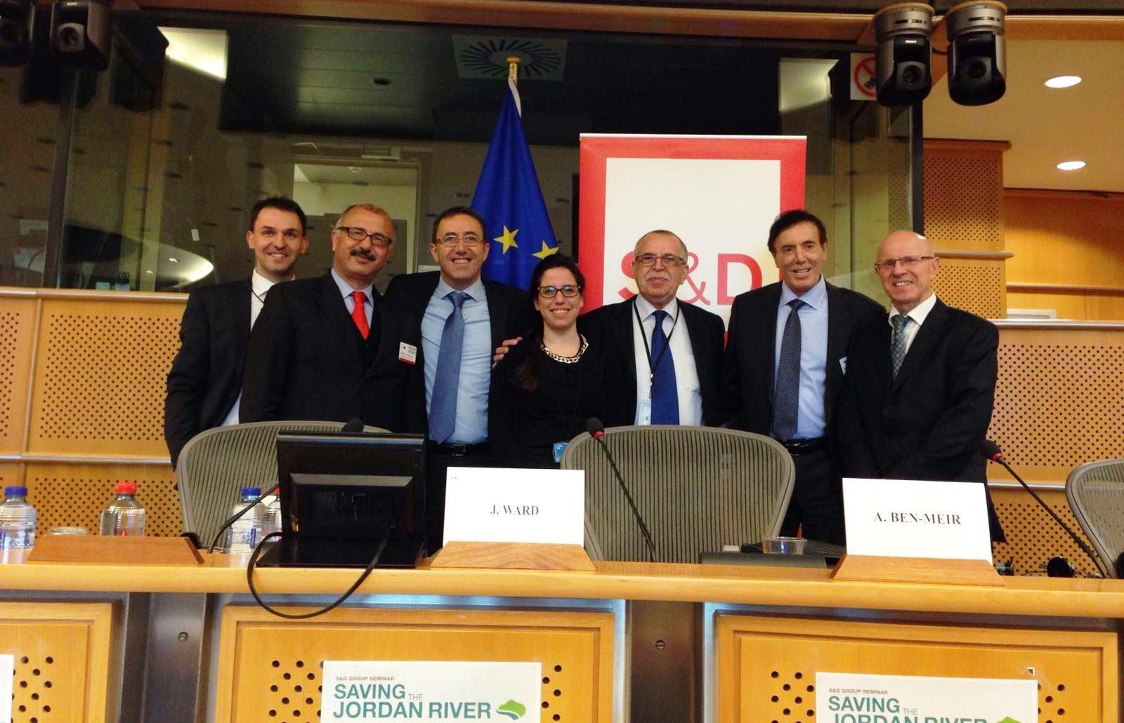 EU Parliament S&D group on Water