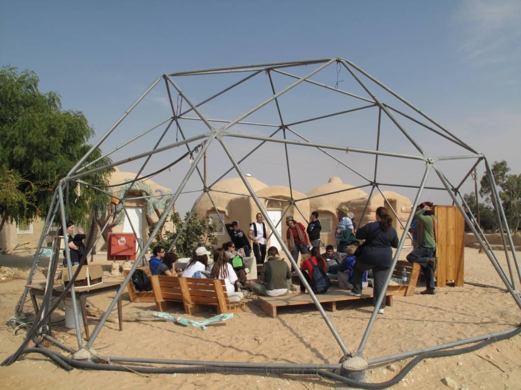 youth camp in kibbutz lotan