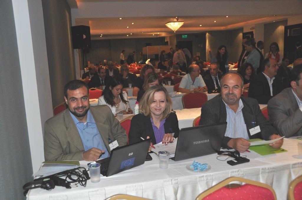 Regional conference Amman 2010