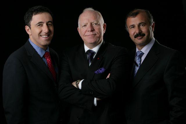 Three EcoPeace Directors