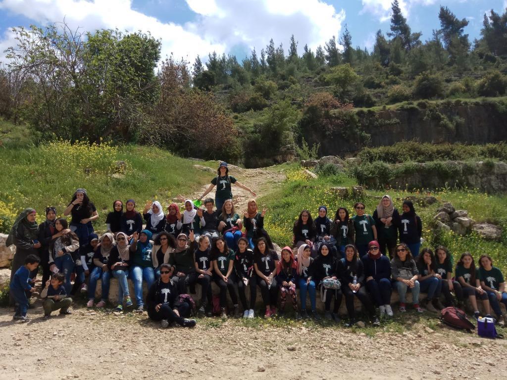Girls camp Ein Carem 2017
