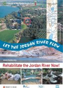 Let the Jordan River Flow poster