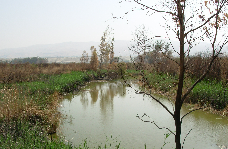 demise of the Jordan River