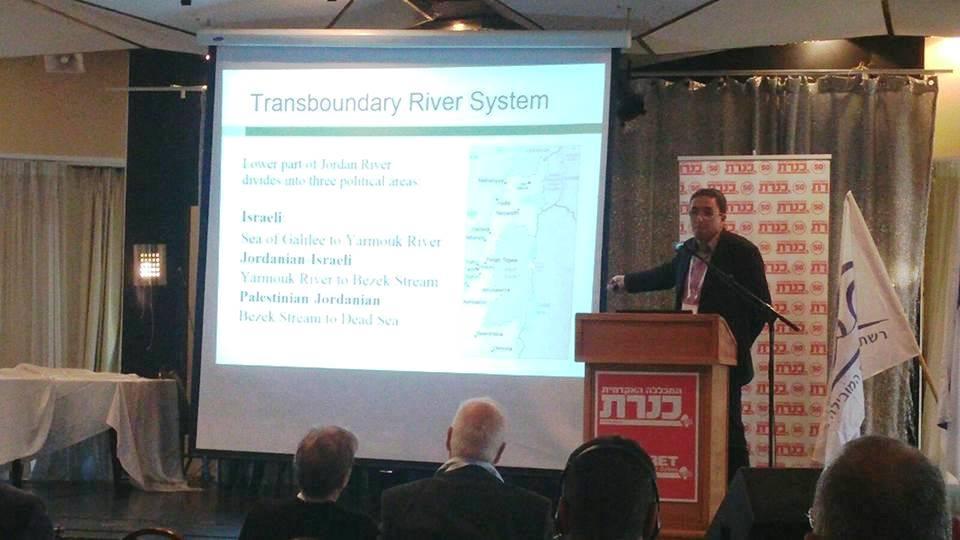 Kinneret Conference, Jordan River rehabilitation efforts