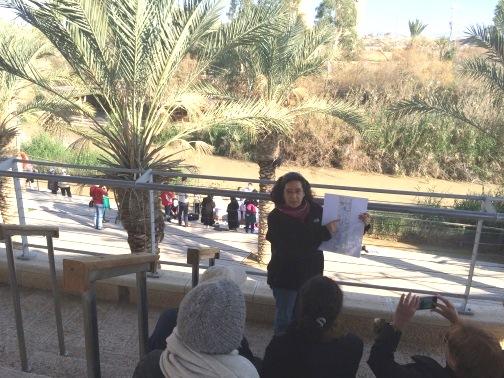 Jordan River Tour Baptism Site