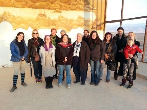 Interfaith Center for Sustainable Development Womens Tour
