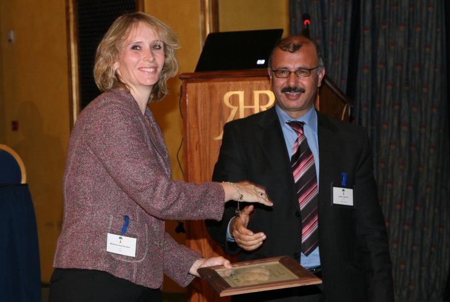 UNEP Jordan River champion