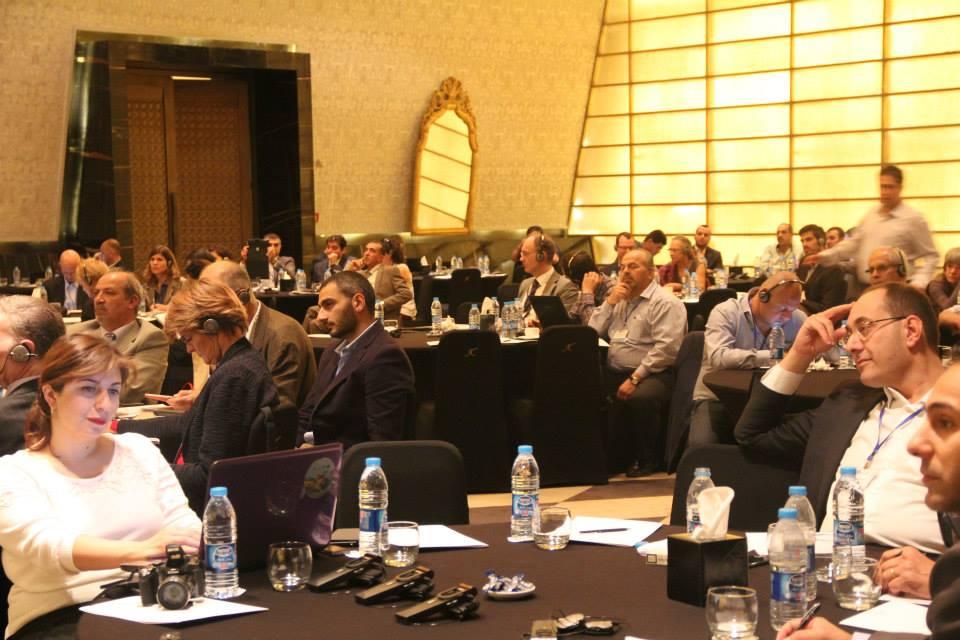 Regional conference, 2014, Amman