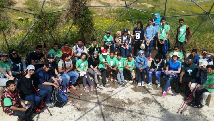cross border youth camp jordan