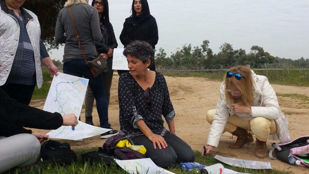 WWD teachers in Besor