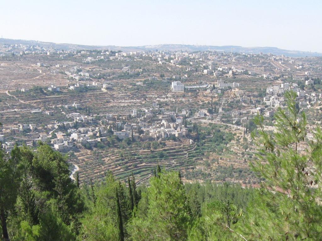 Battir landscape Sorek Watershed