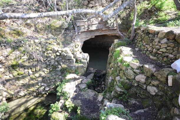 Sorek Watershed springs