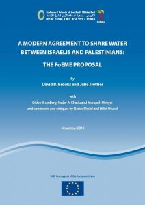 Water Agreement publication