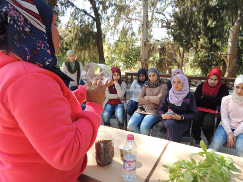 Women workshop at SHE