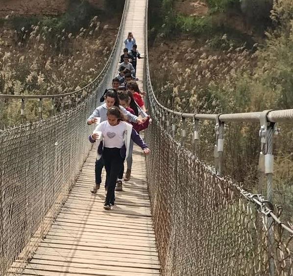 besor bridge youth