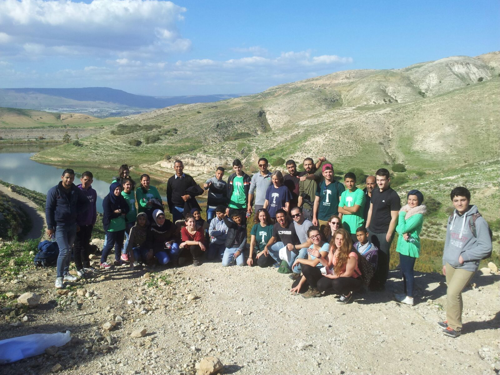 Youth Camp in SHE Jordan