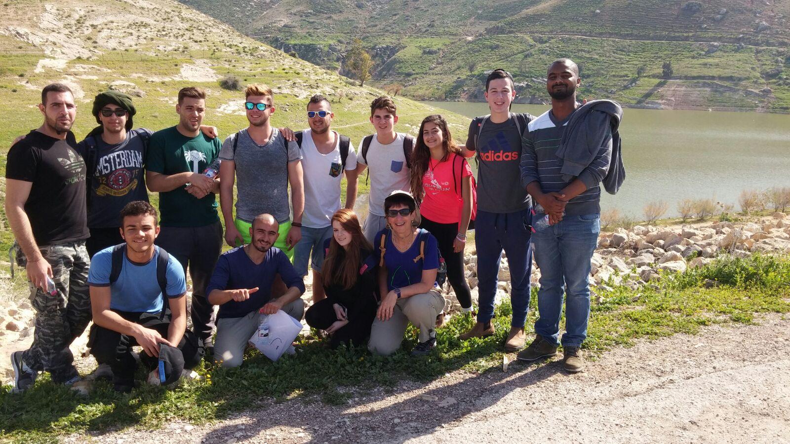 Youth Camp in SHE Jordan