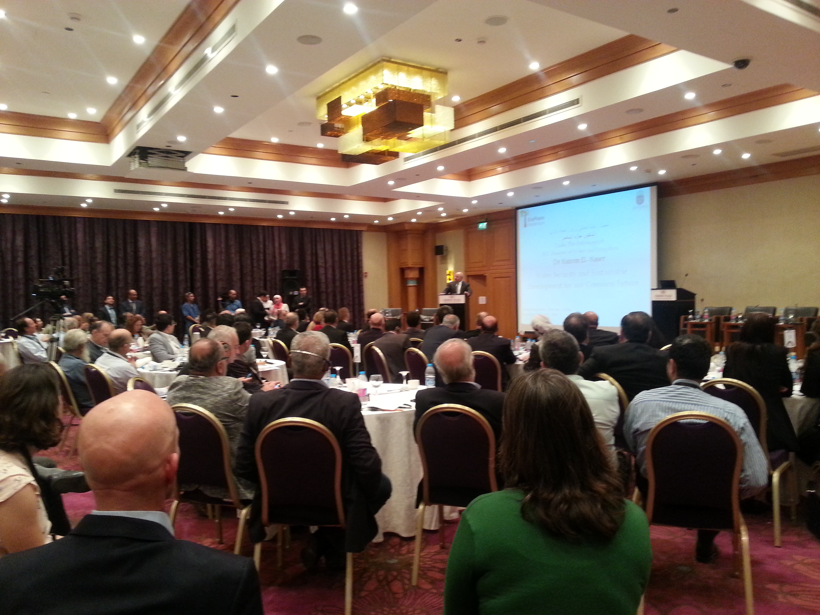 Jordan River conference Nov. 2016