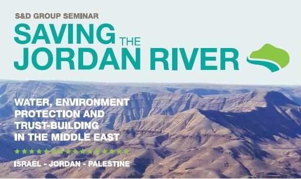 EU Parliament Seminar on the Jordan River