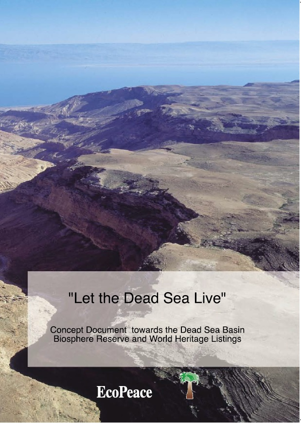 Let the Dead Sea Live