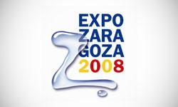 Zaragosa Expo logo