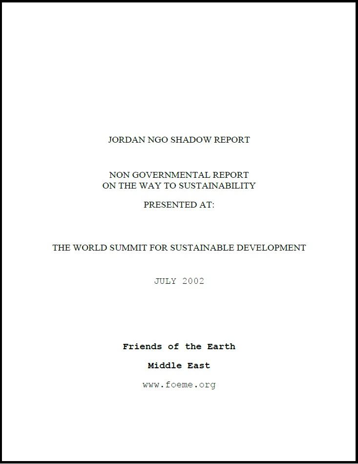 jordan ngo shadow report