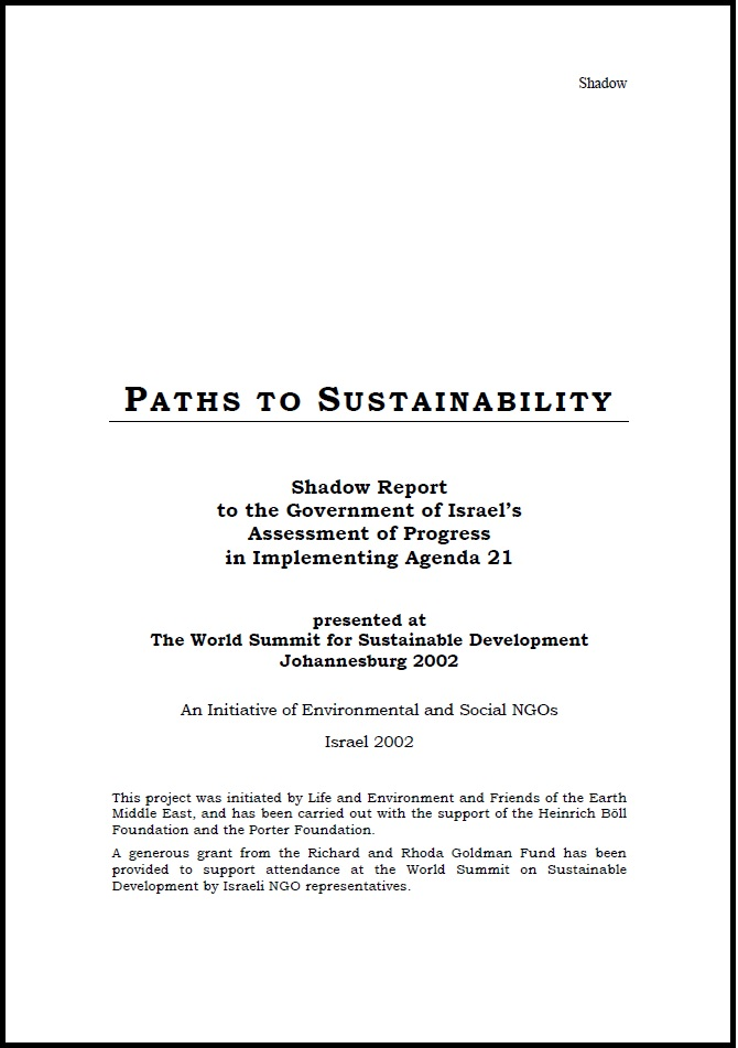 paths to sustainability 1