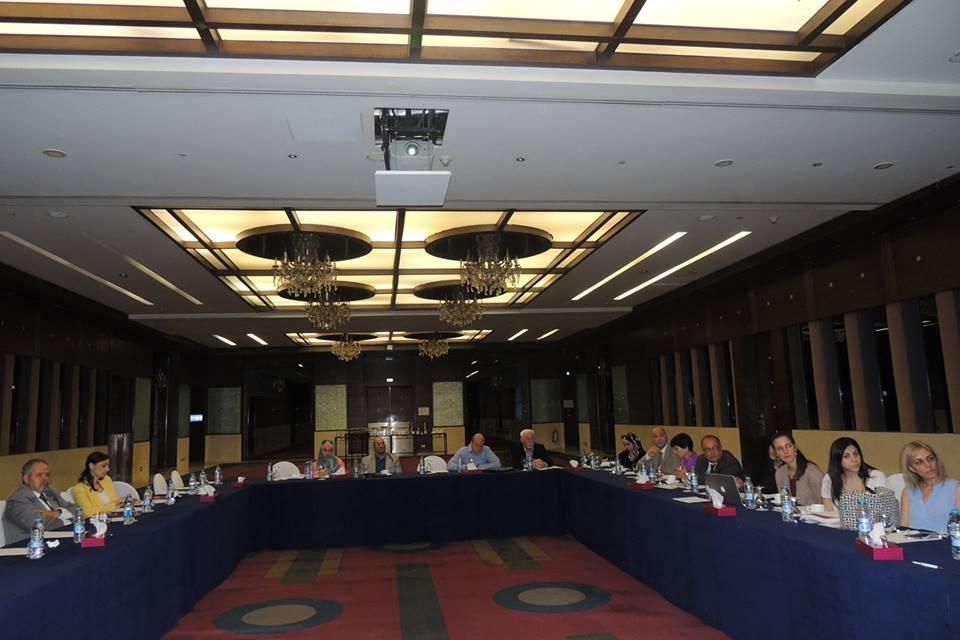 Water Energy Nexus roundtable Amman