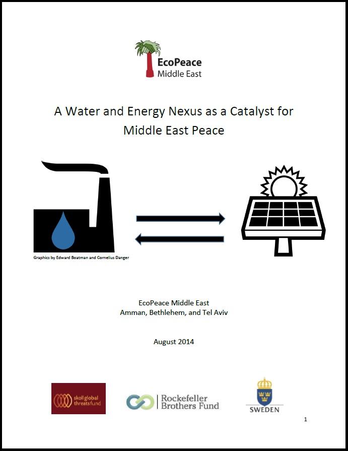Water Energy Nexus paper